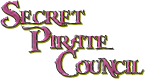 Secret Pirate Council ..eh so secret they have their own Werk Account and advertise it.