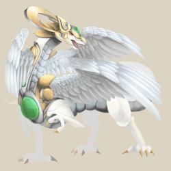 Lucian - Bringer of A New Dawn 536-76